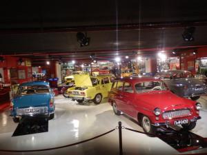 Retro muzeum Varna