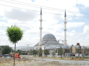 Mešita v Sivasu