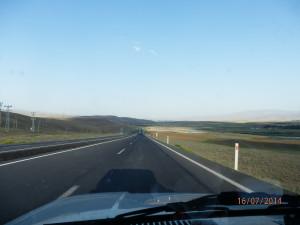 Silnice můžeme turkům snad jedině závidět, bohužel...
