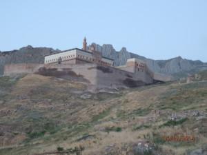 Ishaka paši hrad