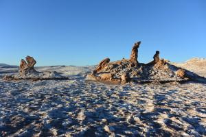 Tři Grácie, San Pedro de Atacama