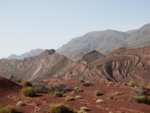 Hory Bolívie