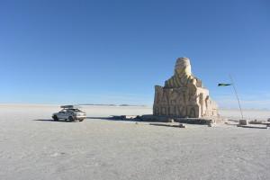 Salar de Yuni, Bolívie