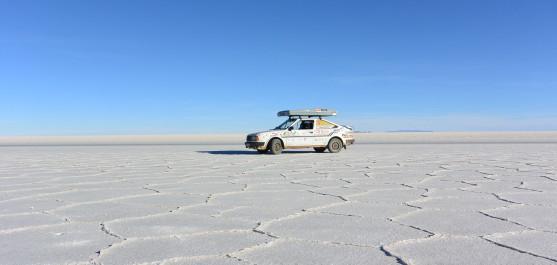 Solar de Uyuni, Bolivie