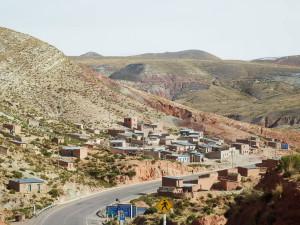 Vsi v Bolívii