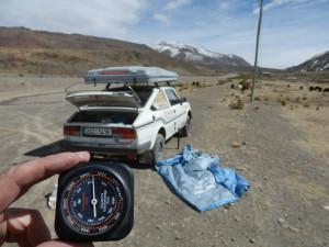Kontrola funkčnosti vozítka spojená s opalováním...:-))