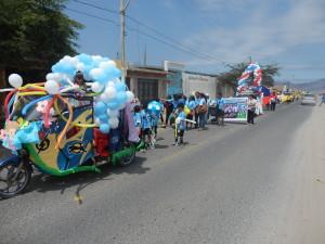 Jihoameričané stále něco slaví