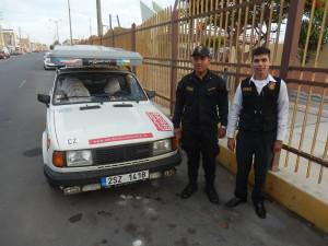 """Pomáhat a chránit"" platí i v Peru..."