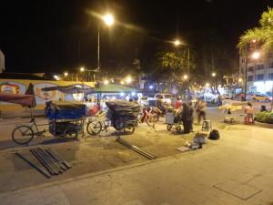 Bez auta mi začal nesmyslně ztracený čas na peruánsko-ekvádorské hranici