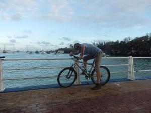 Ostrov se dá poznávat i na kole