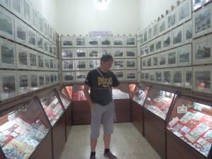 Městské muzeum, Ambato. Vstup je zdarma