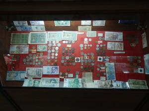 Muzeum Ambato, sbírka platidel z Evropy bude nyní díky mě o něco málo bohatší..:-)