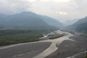 Počátky deštného pralesa Amazonie