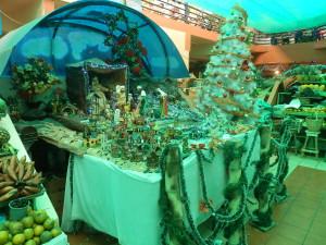 Betlém na tržnici, Ambato