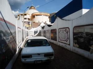 Obrazy z historie obce Patate