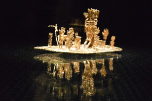 Museo del Oro, Muzeum zlata, Bogota