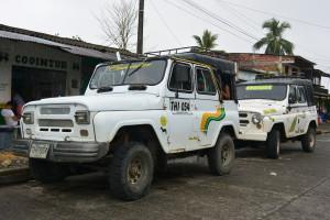 UAZ 469 ve službách turistiky