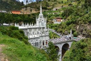 Las Lajas, Kolumbie