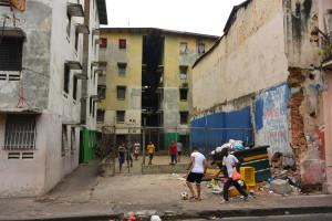 Horší čtvrť, Panama