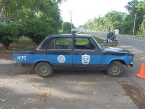Policia Nacional (VAZ LADA 2105)