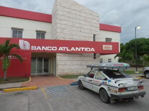 V téhle bance bych určitě chtěl mít účet...